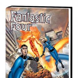 FANTASTIC FOUR VOL. 3 COVER
