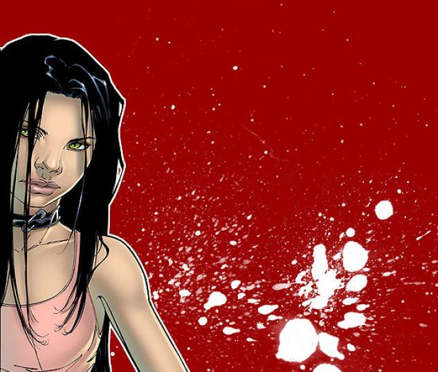 X-23 (2006) #1 (2ND PRINTING VARIANT COVER) COVER