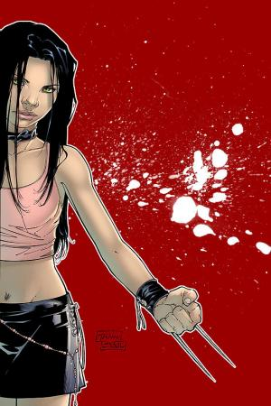 X-23 #1  (2nd Printing Variant Cover)