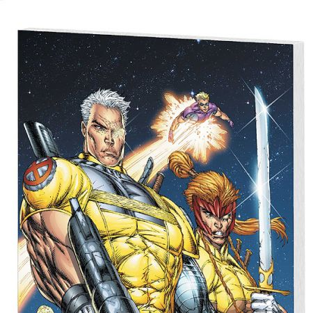 X-FORCE & CABLE VOL. 1: THE LEGEND RETURNS COVER