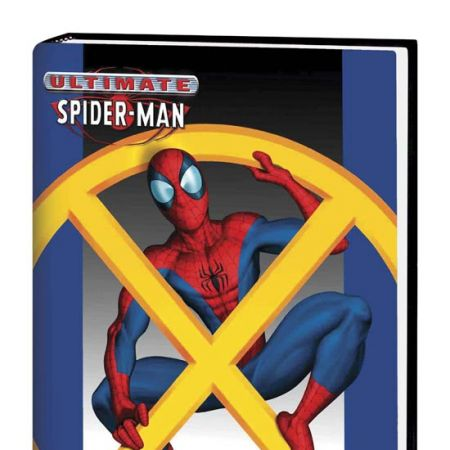 ULTIMATE SPIDER-MAN VOL. 4 HC COVER