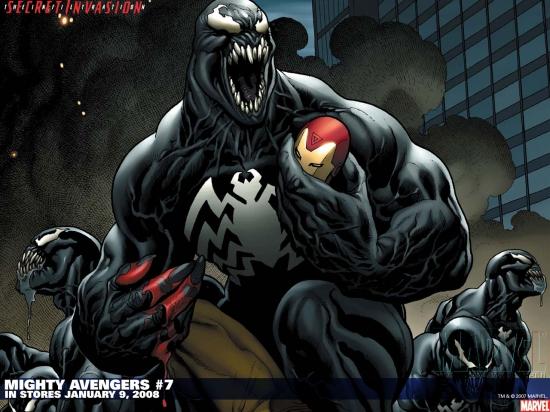 Mighty Avengers (2007) #7 Wallpaper