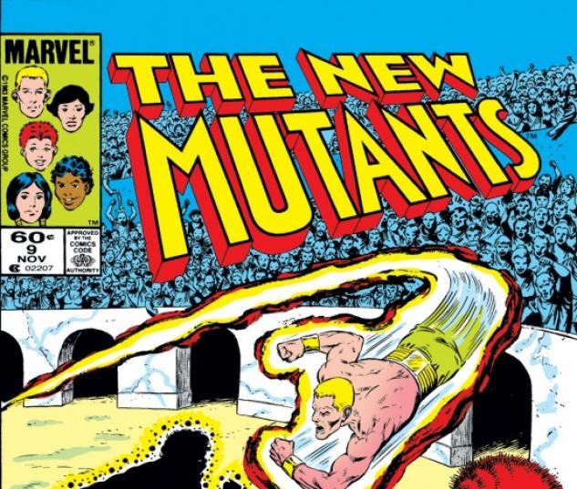 New Mutants #9