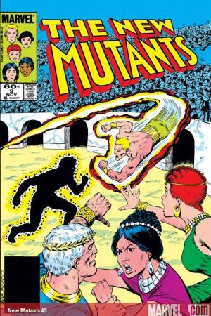 New Mutants (1983) #9