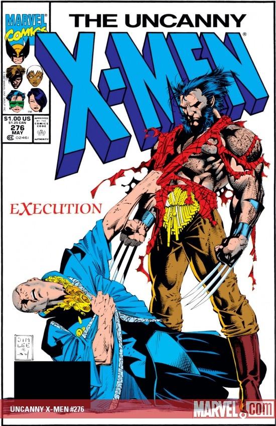 Uncanny X-Men (1963) #276