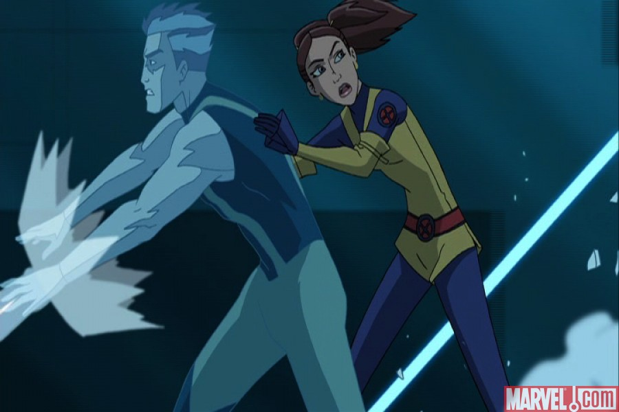 Image Gallery kitty pryde and iceman