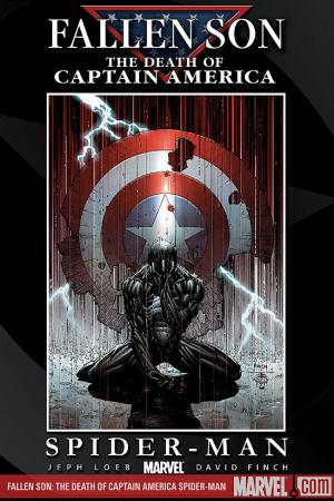 Fallen Son: The Death of Captain America #4  (Spider-Man B)