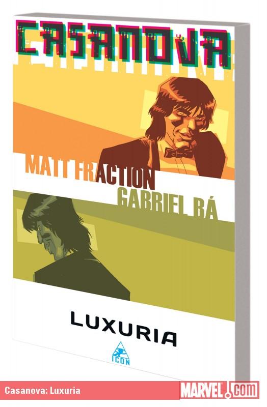 Casanova: Luxuria (Trade Paperback)