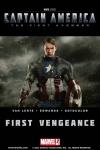 Captain America: First Vengeance #2 cover