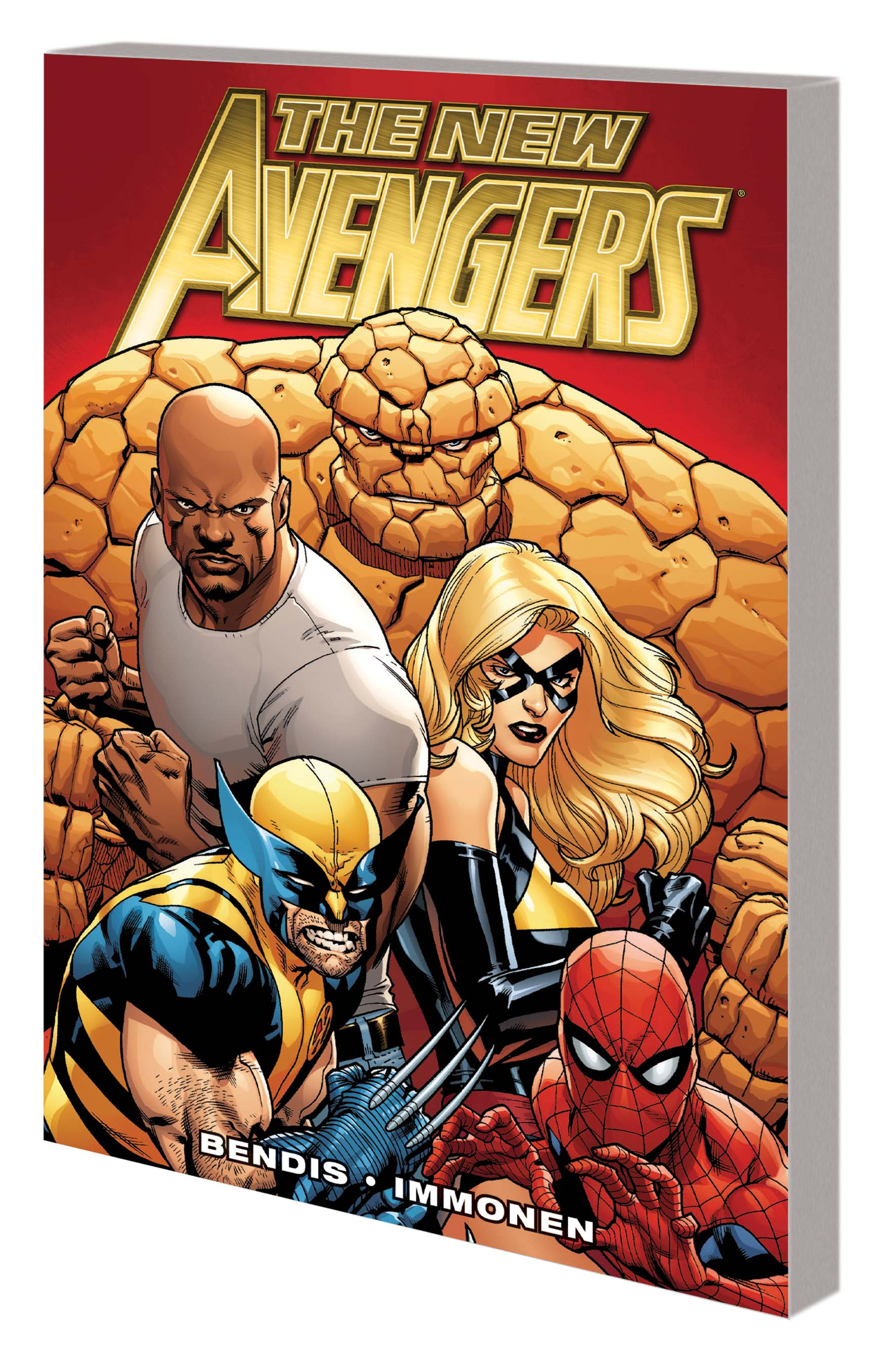 Avengers Vol 1: By Brian Michel Bendis TPB (Trade Paperback)