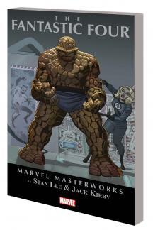 Marvel Masterworks: The Fantastic Four Vol. 6 (Trade Paperback)