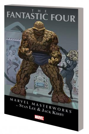 Marvel Masterworks: The Fantastic Four Vol. 6 (Trade Paperback)