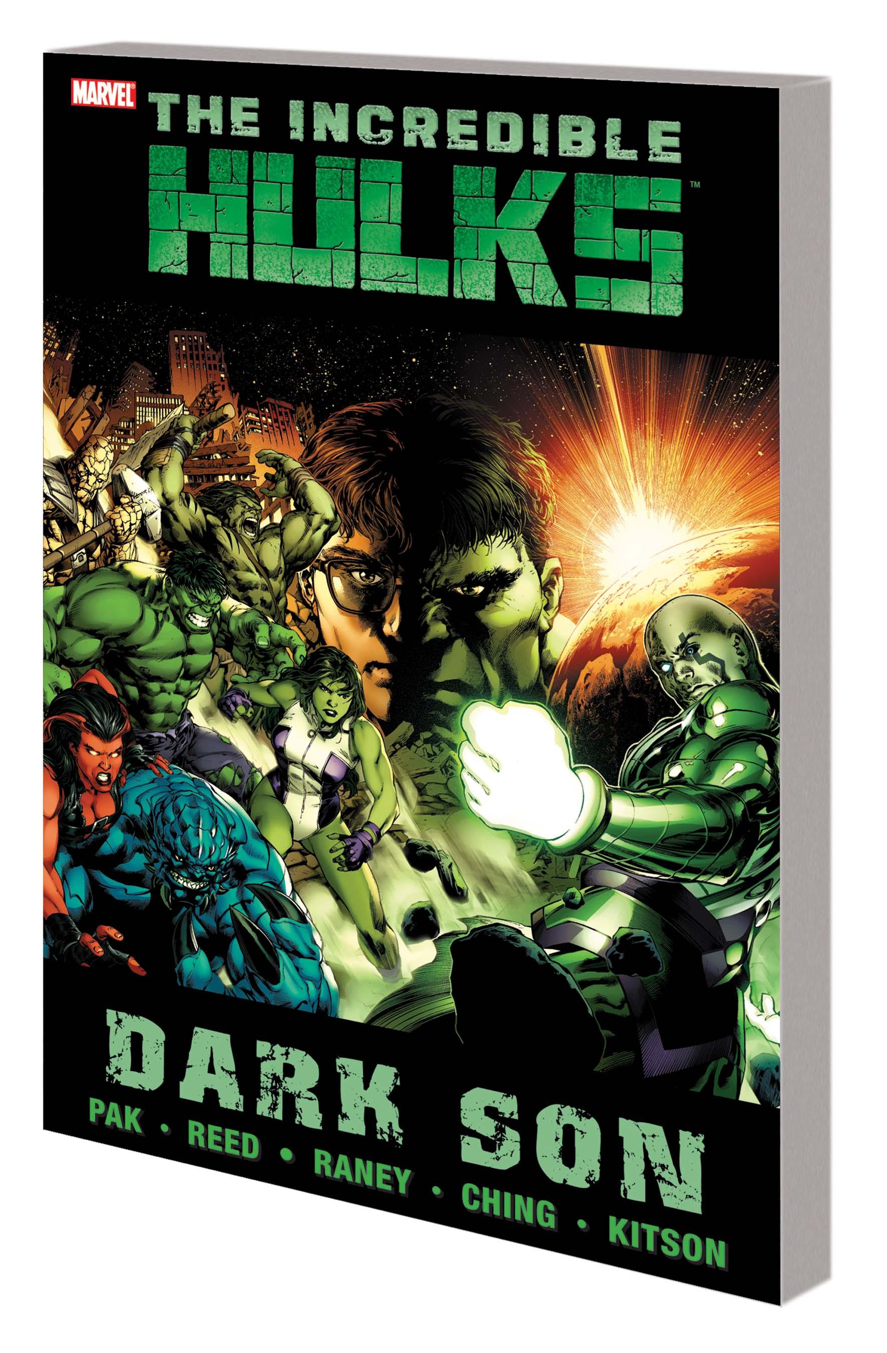 INCREDIBLE HULKS: DARK SON TPB  (Trade Paperback)