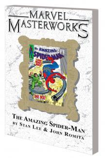 Marvel Masterworks: The Amazing Spider-Man Vol. 6 Variant (DM Only) (Trade Paperback)