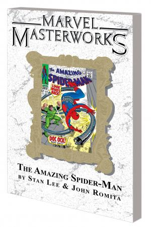 Marvel Masterworks: The Amazing Spider-Man Vol. 6 Variant (DM Only) (Trade Paperback)