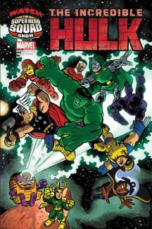 Incredible Hulks (2009) #603 (SHS VARIANT)