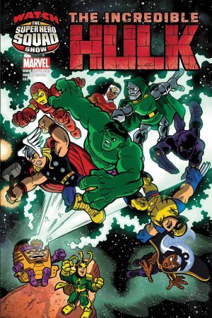 Incredible Hulks #603  (SHS VARIANT)