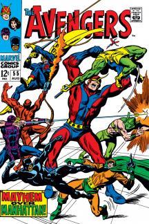 Avengers (1963) #55