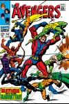 Avengers (1963) #55 cover