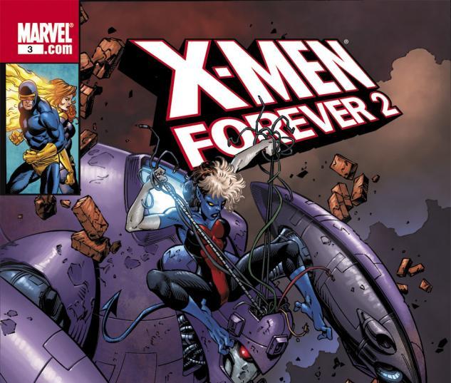 X-Men Forever 2 (2010) #3