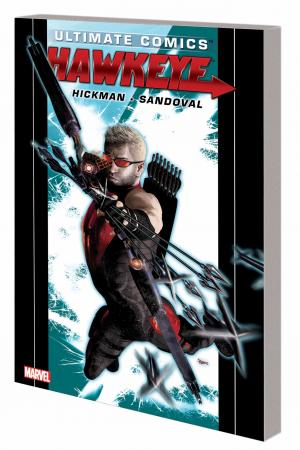 Ultimate Hawkeye (Trade Paperback)