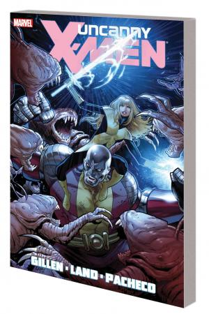 UNCANNY X-MEN BY KIERON GILLEN VOL. 4 PREMIERE HC (Hardcover)