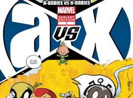 Sneak Peek: A-Babies Vs. X-Babies #1