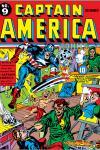 Captain America Comics (1941) #9 Cover