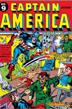 Captain America Comics (1941) #9