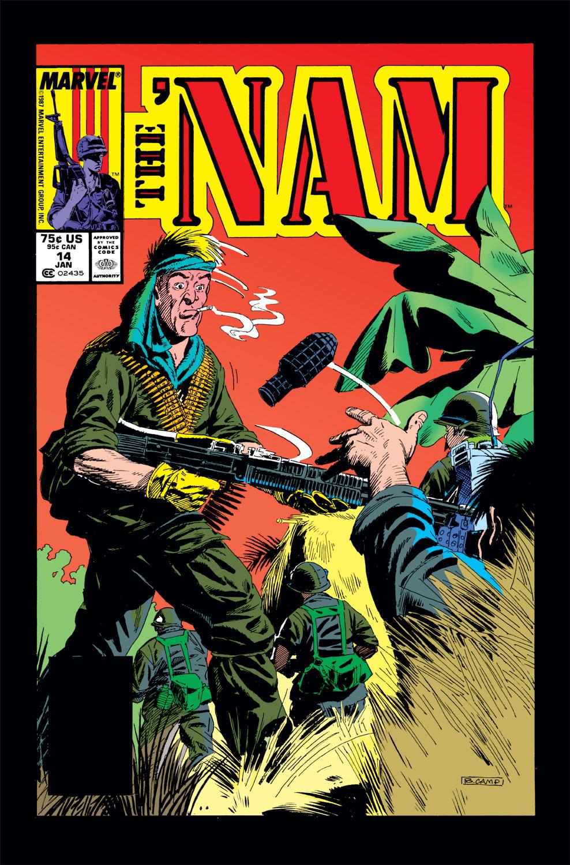The 'NAM (1986) #14