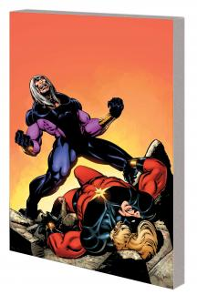 Captain Marvel: The Death of Captain Marvel (Trade Paperback)