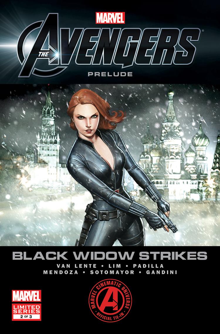 Marvel's The Avengers: Black Widow Strikes (2012) #2