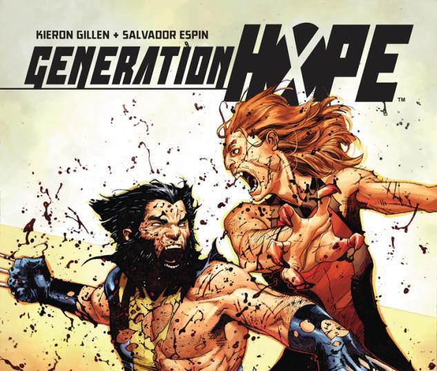 Generation Hope (2010) #4