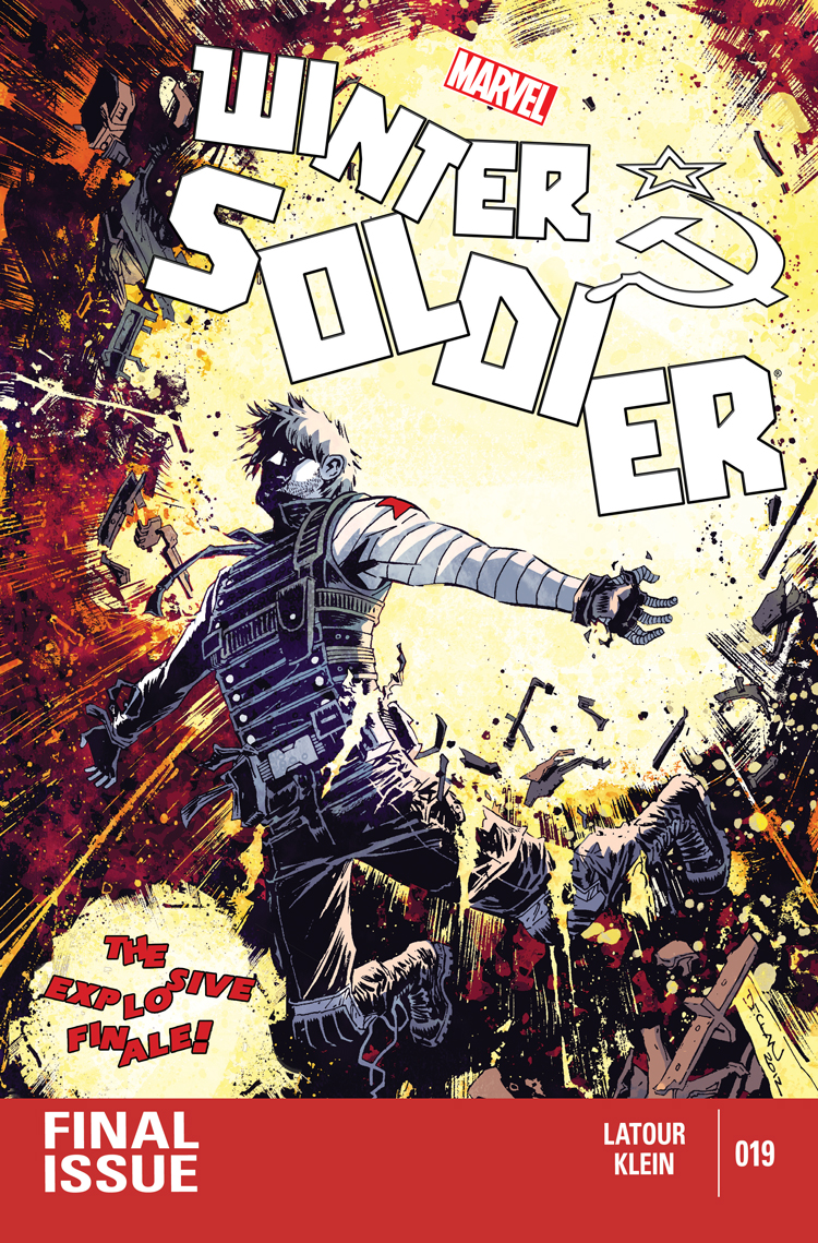 Winter Soldier (2012) #19