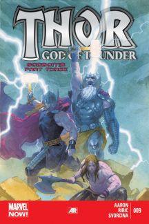 Thor: God of Thunder (2012) #9