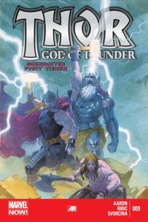 Thor: God of Thunder (2012) #9
