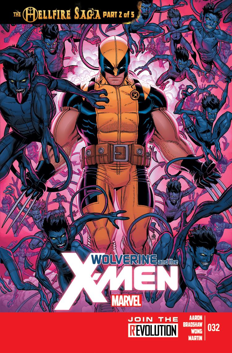 Wolverine & the X-Men (2011) #32