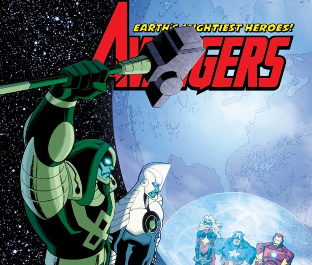 MARVEL UNIVERSE AVENGERS EARTH'S MIGHTIEST HEROES 16