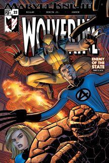 Wolverine (2003) #22