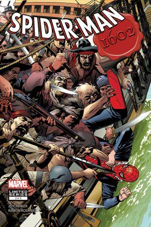 Spider-Man 1602 (2009) #2