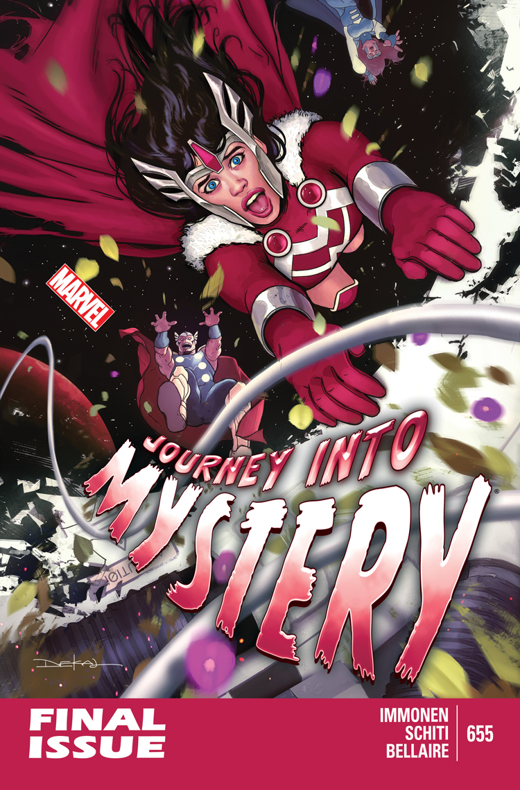 Journey Into Mystery (2011) #655