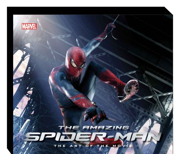 THE AMAZING SPIDER-MAN: BEHIND THE SCENES & BEYOND THE WEB HC SLIPCASE