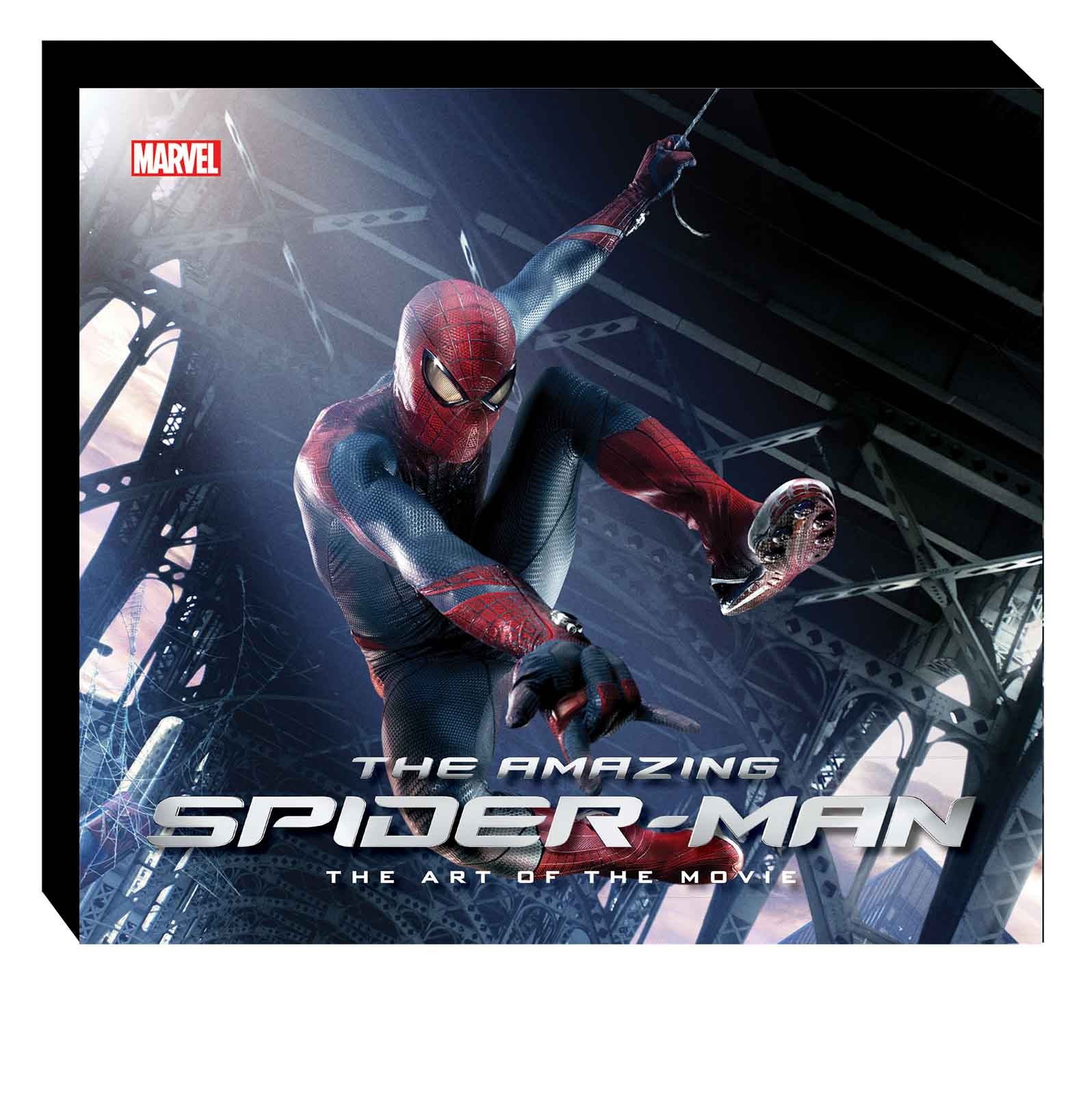 The Amazing Spider-Man: The Art of the Movie (Hardcover)