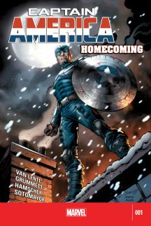 Captain America: Homecoming #1
