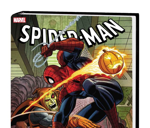 SPIDER-MAN BY ROGER STERN OMNIBUS HC (BATTLE)