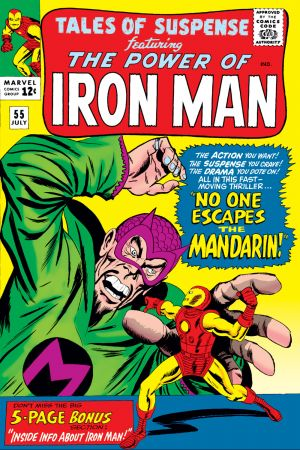 Tales of Suspense (1959) #55