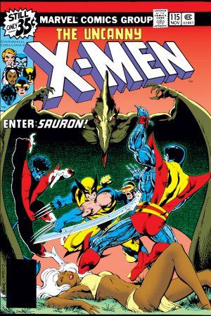 Uncanny X-Men #115