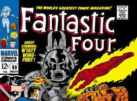 Fantastic Four (1961) #80 Cover