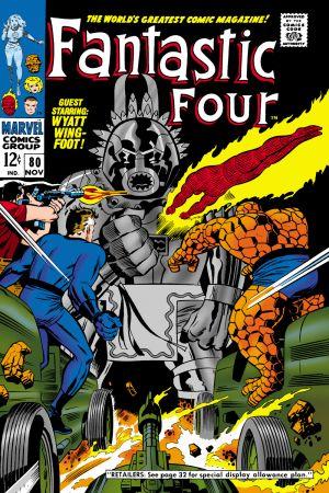 Fantastic Four #80
