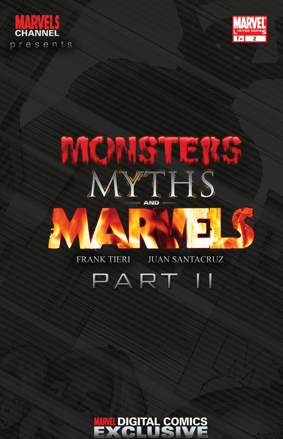 The Marvels Channel: Monsters, Myths, and Marvels (2008) #2